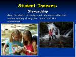student indexes26