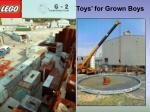 toys for grown boys