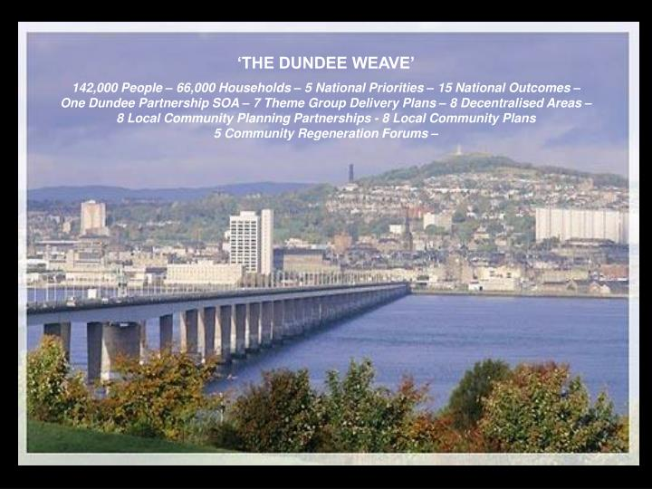 'THE DUNDEE WEAVE'