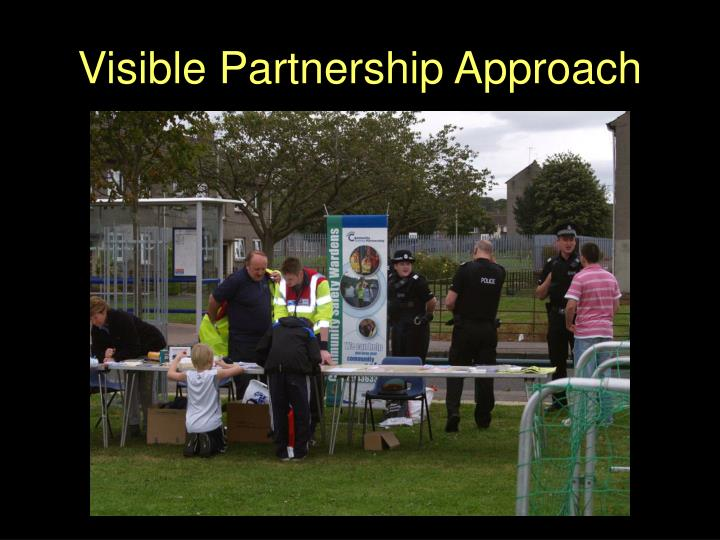 Visible Partnership Approach