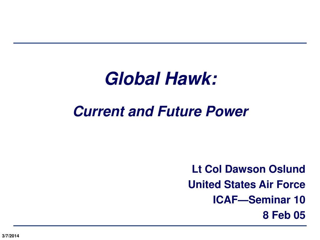 Global Hawk: