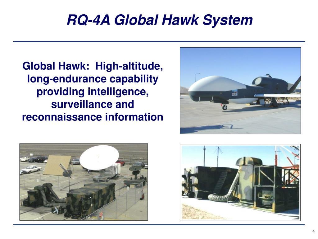 RQ-4A Global Hawk System
