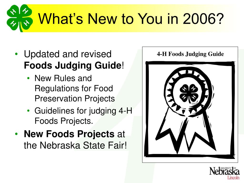 What's New to You in 2006?