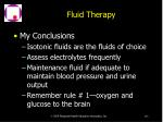 fluid therapy193