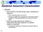 residential assessment characterization262