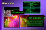 oliva s blog