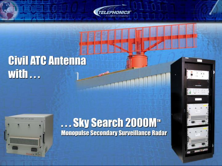 . . . Sky Search 2000M