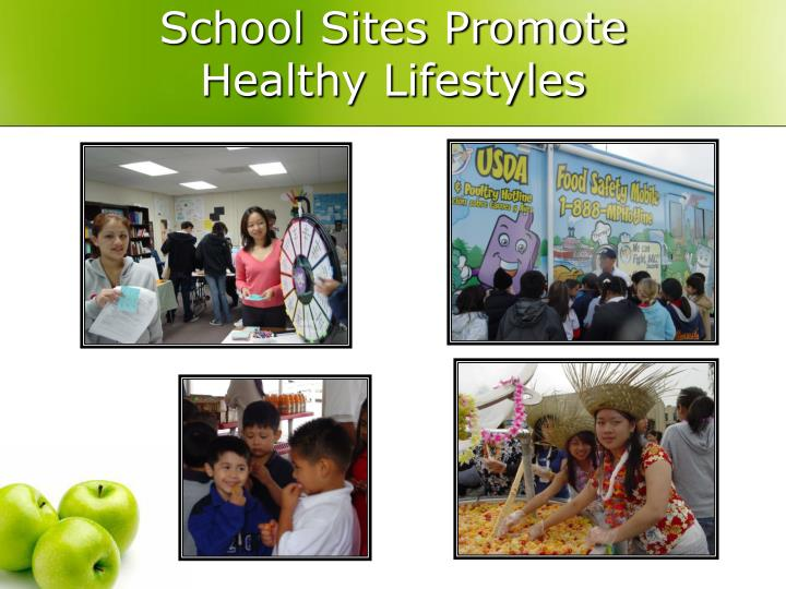 School Sites Promote