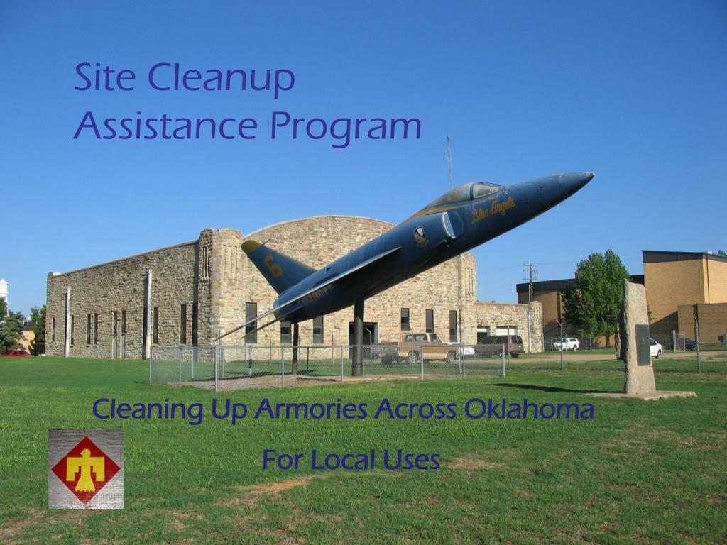 Site Cleanup Assistance Program
