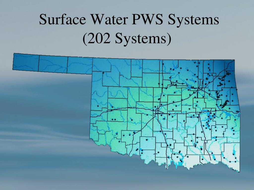 Surface Water PWS Systems