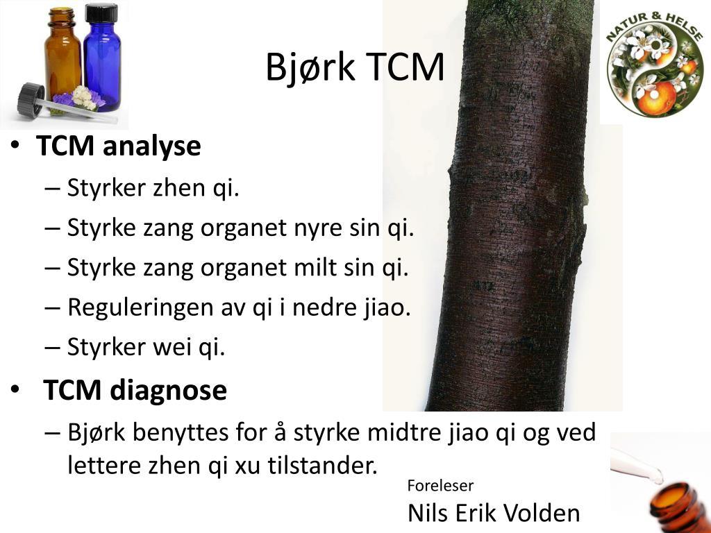 Bjørk TCM