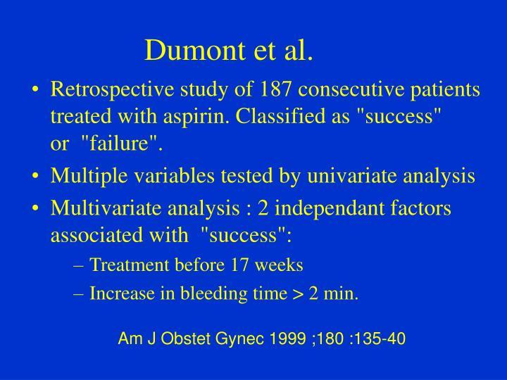 Dumont et al.