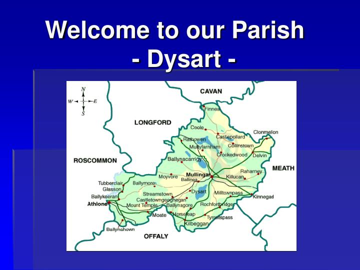 welcome to our parish dysart n.