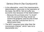 geneva drive in tax court cont d59