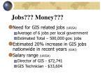 jobs money