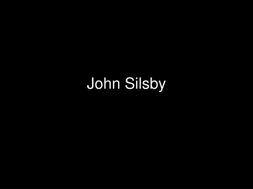 John Silsby