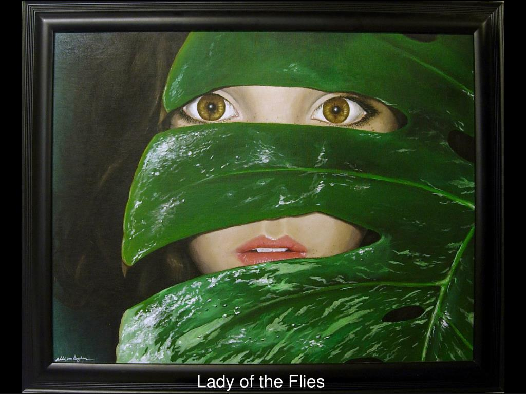 Lady of the Flies