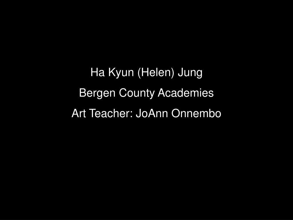Ha Kyun (Helen) Jung