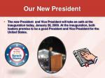 our new president14