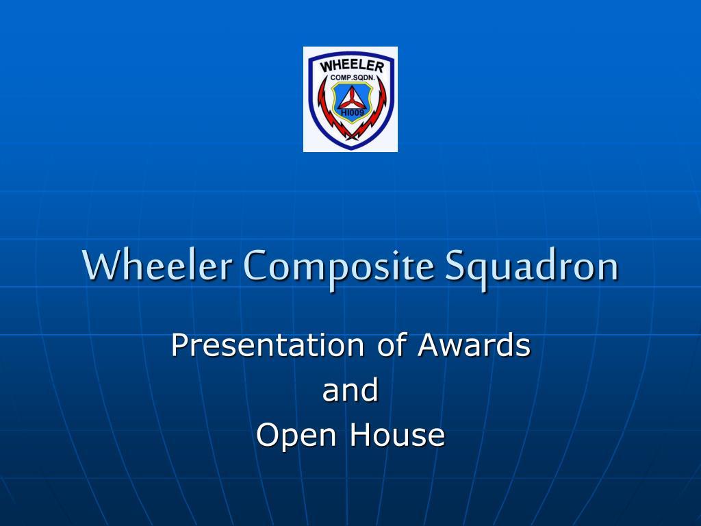 wheeler composite squadron l.