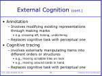 external cognition cont52