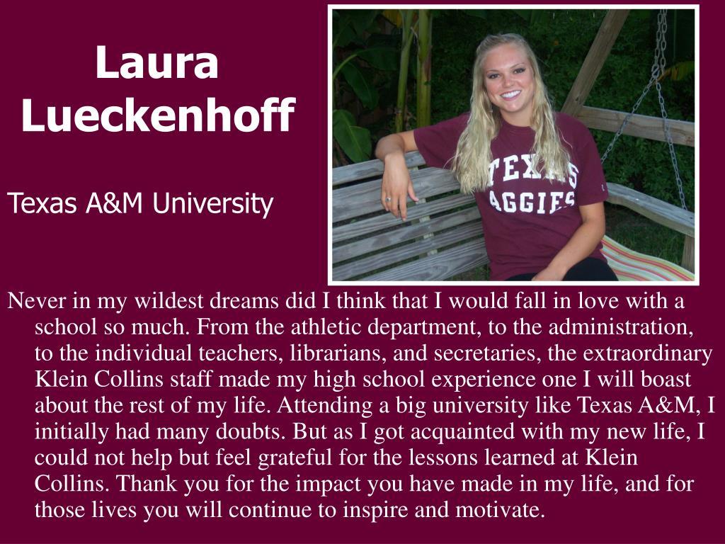 Laura Lueckenhoff