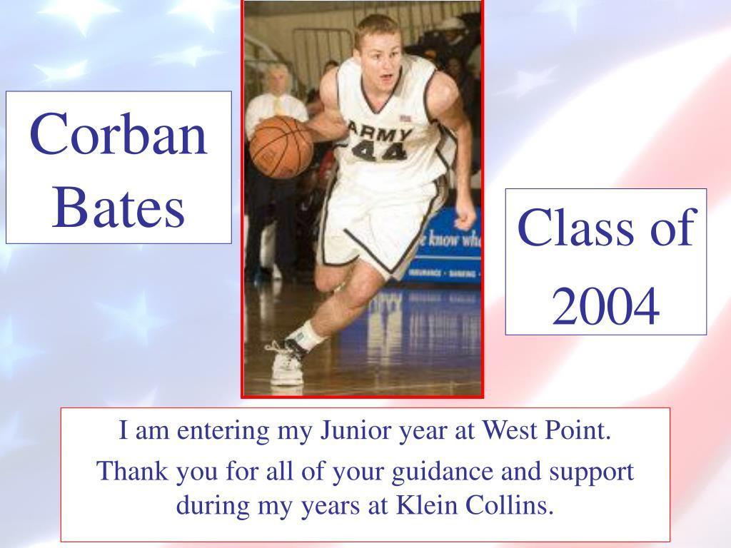 Corban Bates