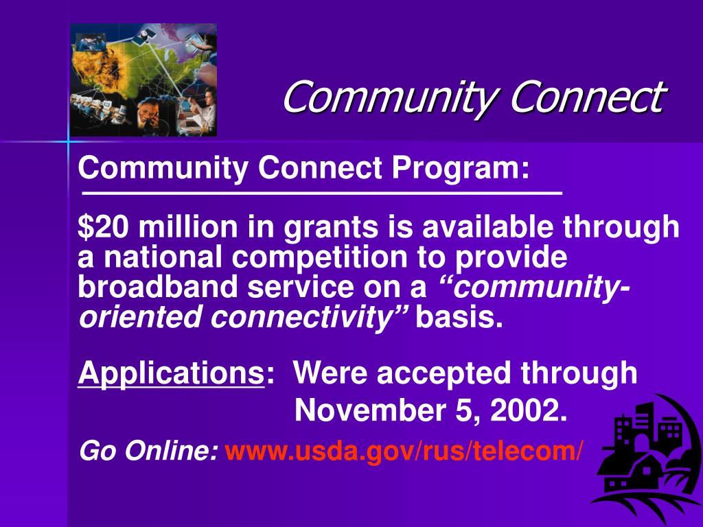 Community Connect