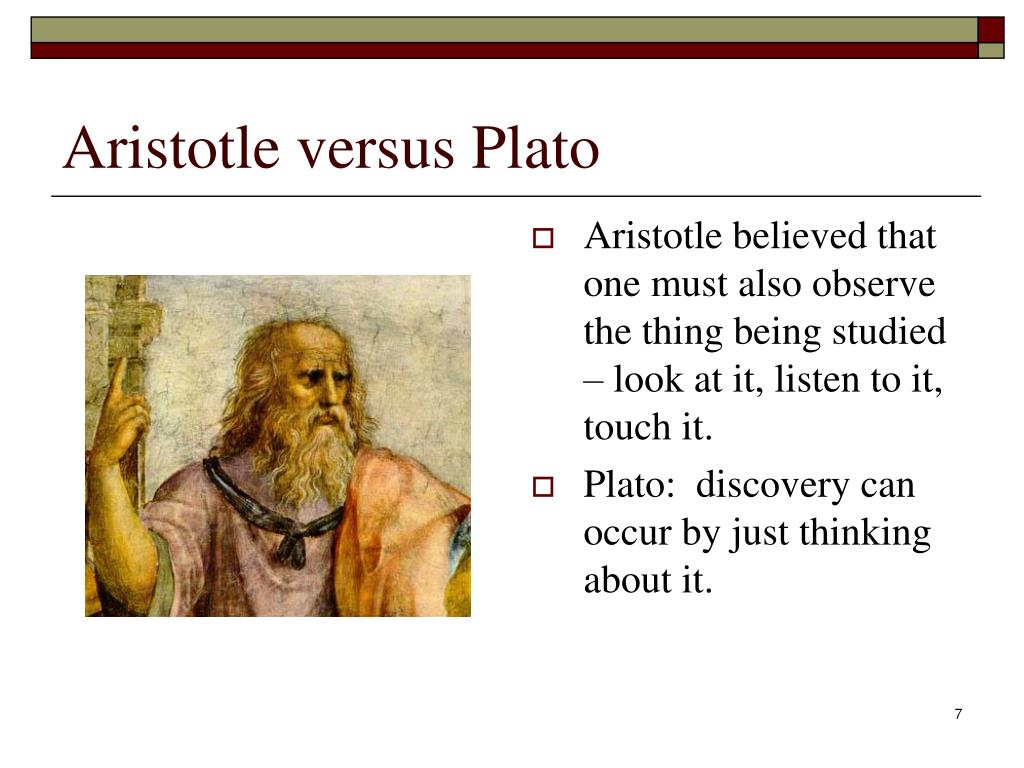 essay on aristotle vs. plato Having hard times in writing an essay be sure to use the following essay sample to easy your writing process.