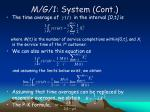 m g 1 system cont23