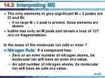 14 3 interpreting ms