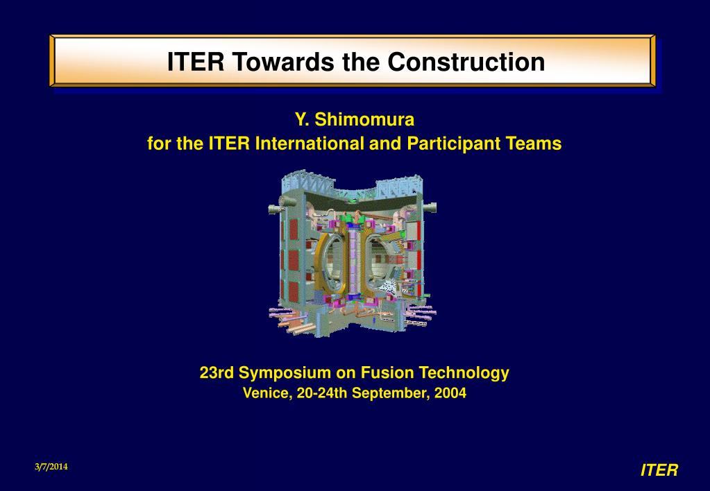 iter towards the construction l.