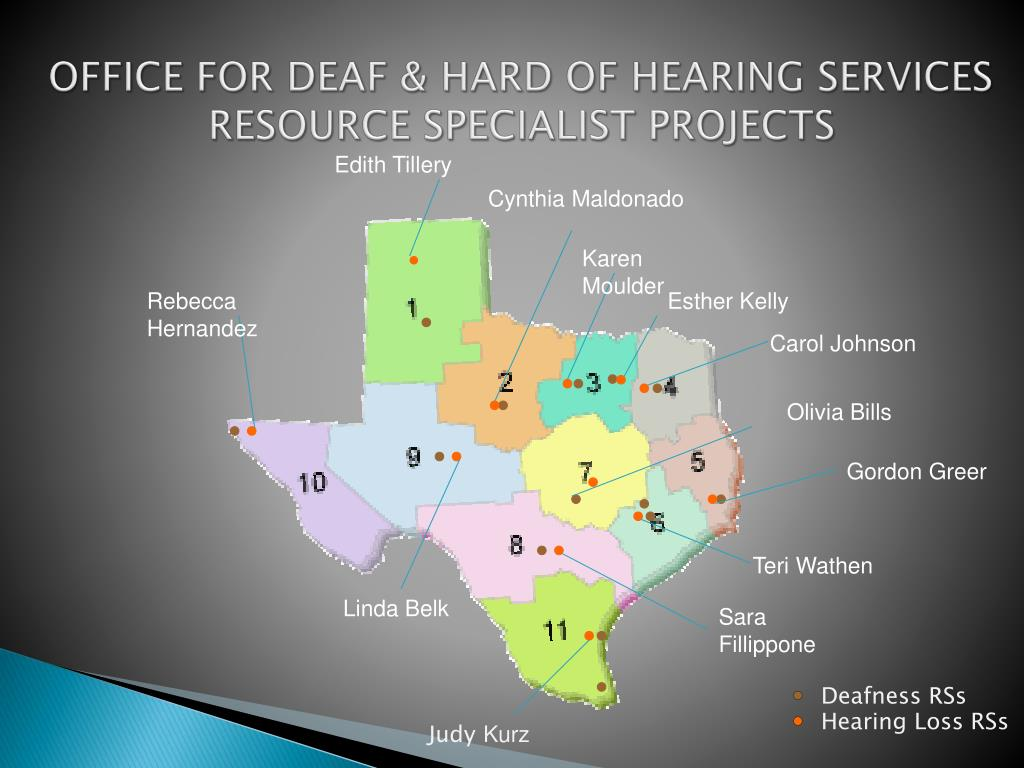 OFFICE FOR DEAF & HARD OF HEARING SERVICES