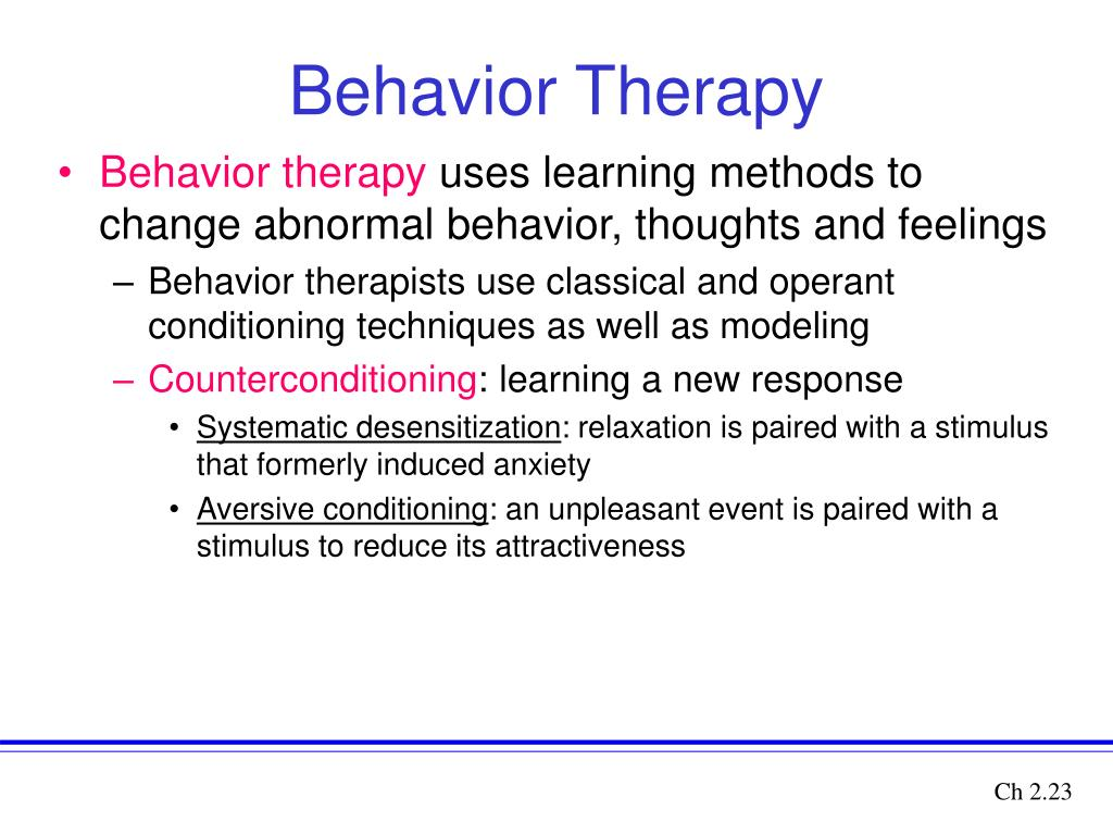 behavior theraphy Dialectical behavior therapy (dbt) is a cognitive behavioral treatment developed by marsha linehan, phd, abppit emphasizes individual psychotherapy and group skills training classes to help people learn and use new skills and strategies to develop a life that they experience as worth living.
