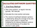 calculating earthwork quantities17