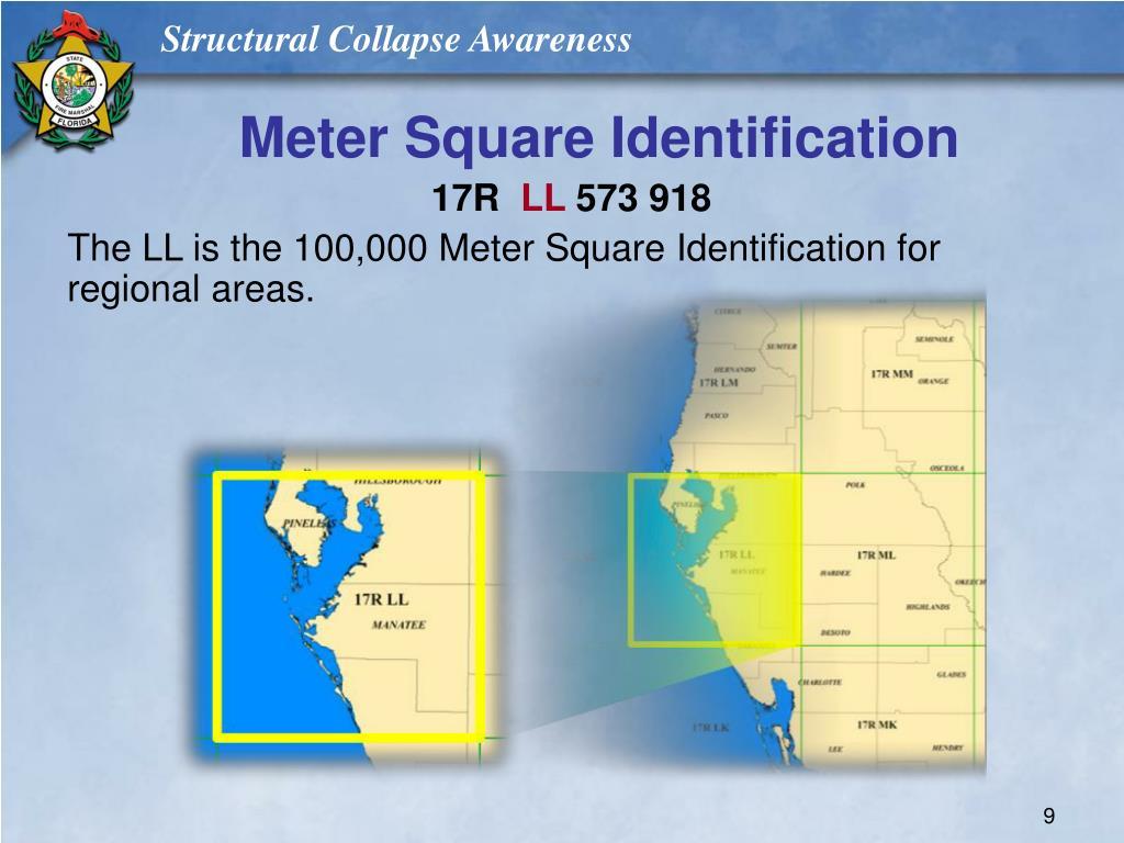 Meter Square Identification
