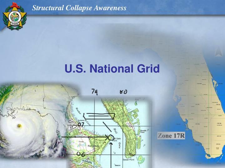U s national grid