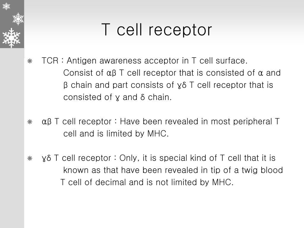 T cell receptor