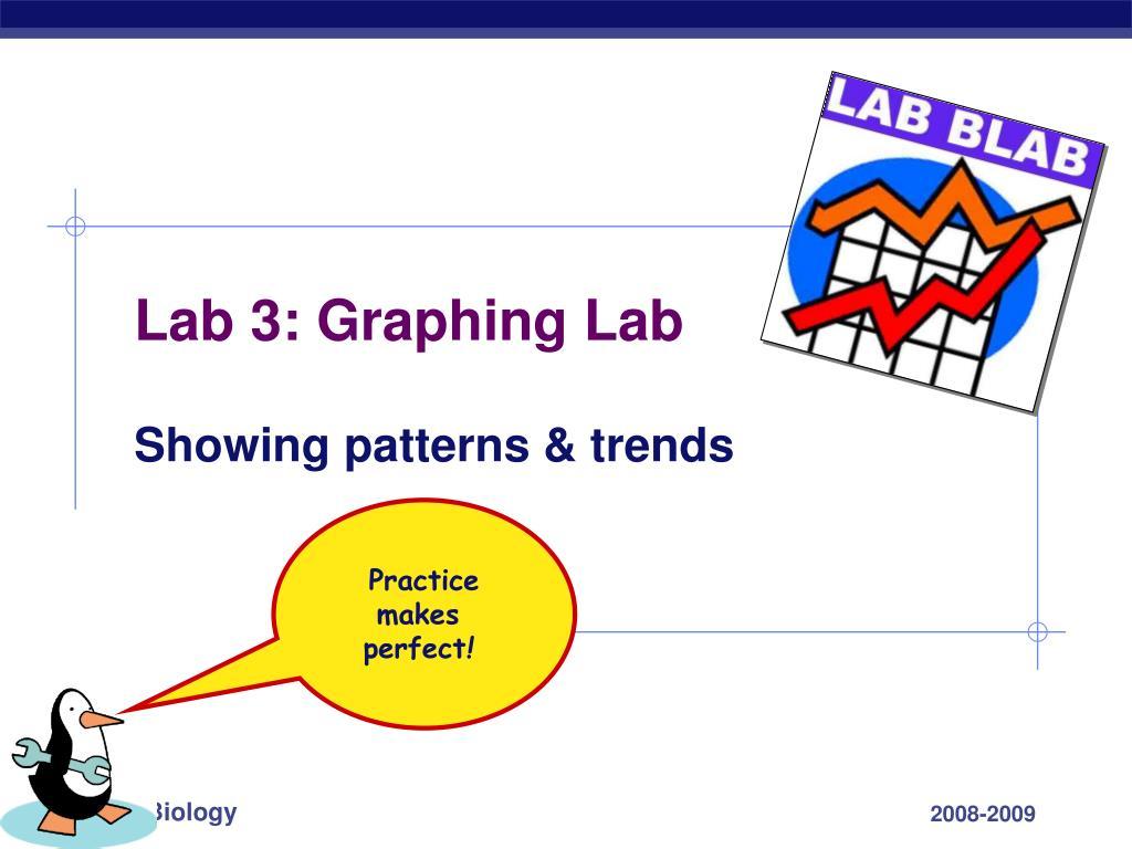 lab 3 graphing lab l.