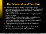 the scholarship of teaching8