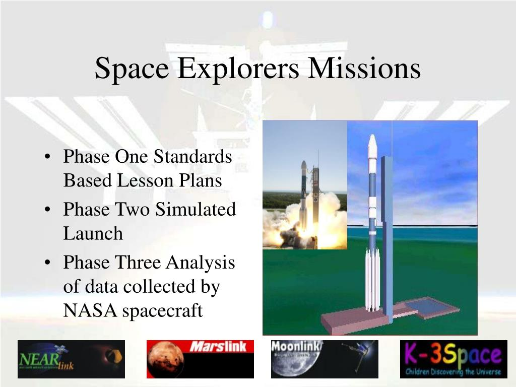 Space Explorers Missions