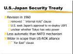 u s japan security treaty7