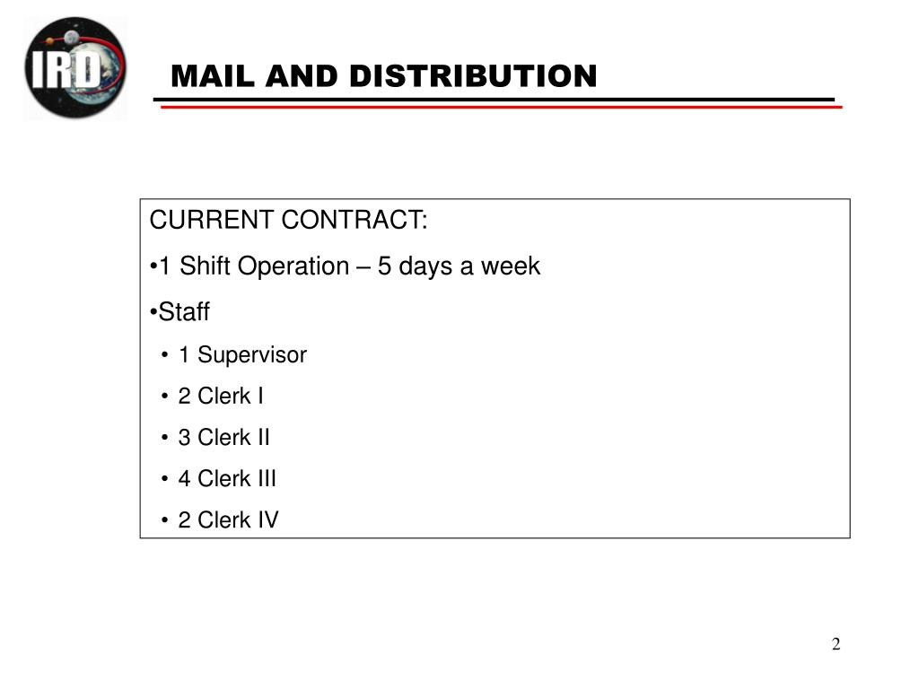 CURRENT CONTRACT: