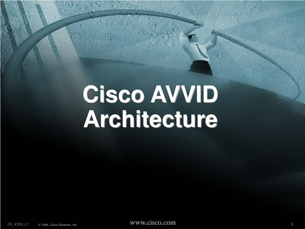 Cisco AVVID Architecture