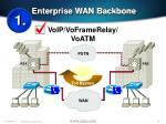 enterprise wan backbone