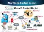 new world contact center