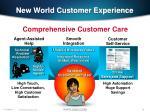 new world customer experience