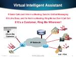 virtual intelligent assistant