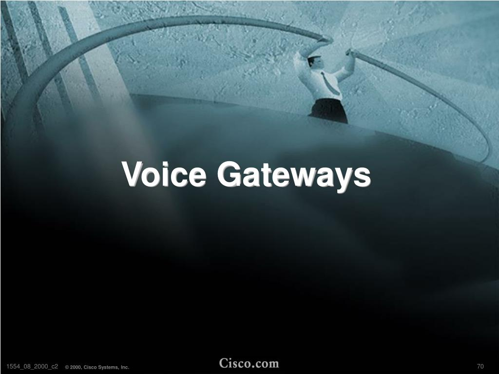 Voice Gateways