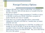 foreign currency options28
